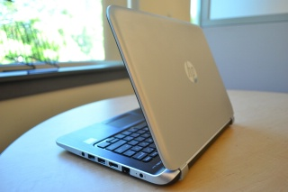HP Pavilion Touchsmart 11z build