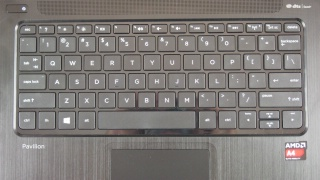 HP Pavilion Touchsmart 11z keyboard