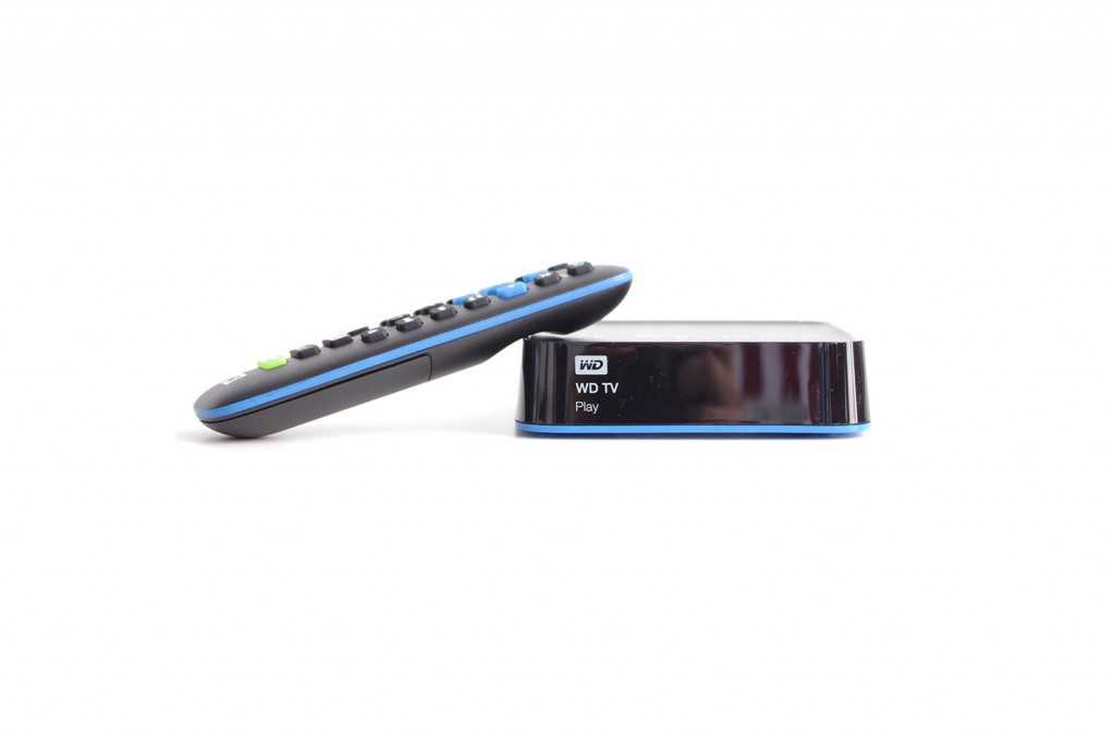 WD TV Play remote