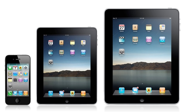 iPad Mini Mockup Rumor Photos