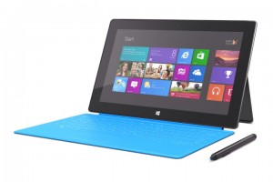Microsoft Surface Pro with Touch Cover