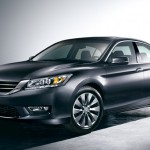 2013 Honda Accord gets Siri Eyes Free