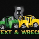 Text and Wreck