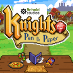 Knights of Pen &amp; Paper