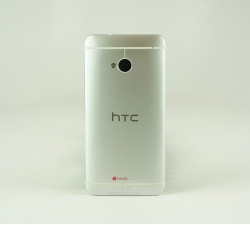 HTC One back view