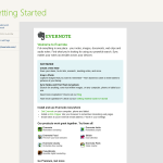 Evernote for Windows 8