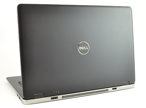 Dell Latitude 6430u back