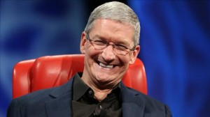 Apple CEO Tim Cook D11