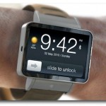 Apple iWatch Mockup Prototype