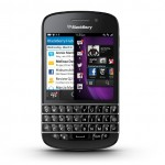BlackBerry Q10 revealed