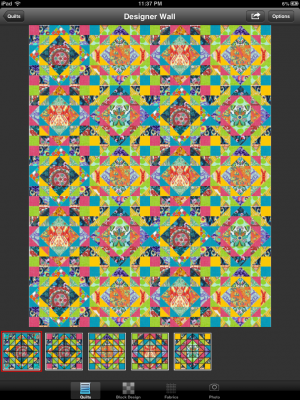 Quiltwizard The Best Quilt Designing App For Modern And