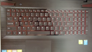 Lenovo IdeaPad Y510P backlit keyboard