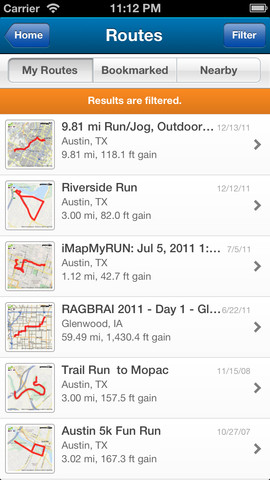 MapMyRun Review An Inexpensive Fitness Watch Alternative - Google maps jogging route