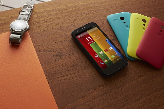 Moto G Announcement