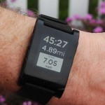 Pebble Smartwatch Fitness Tracker