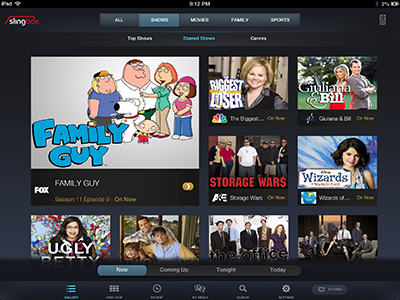 Slingbox Companion app