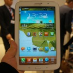 Samsung Galaxy Note 8.0 At MWC 2013