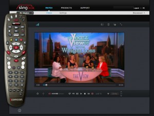 Slingbox SlingPlayer