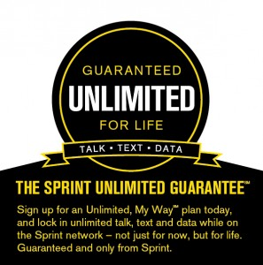 Sprint Unlimited Guarantee