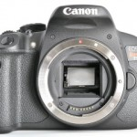 Canon Rebel T5i body
