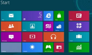 Windows 8 Microsoft