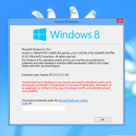 Windows 8.1 rumor