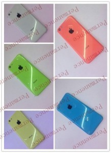 Color iPhone 5S leaked images