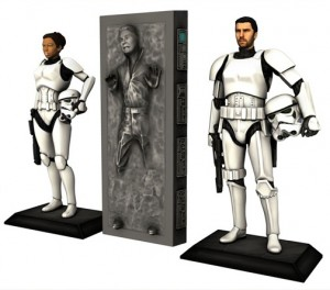 Disney 3D Printed Storm Troopers