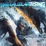 Metal Gear Rising Revengeance box art