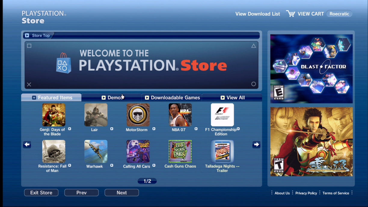 playstation network - TechnologyGuide.com: www.technologyguide.com/why-this-console-generation-could-shape-the...